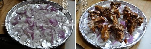 洋葱烤脊骨