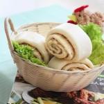 葱花肉卷(早餐菜谱)