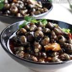 酒香炒螺(葷菜菜譜)