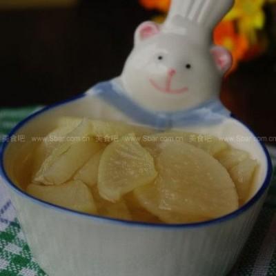 麦芽糖炖白萝卜