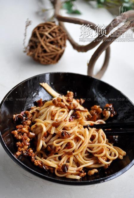 自制菌菇肉酱