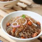 涼拌紅薯粉條(素菜菜譜)