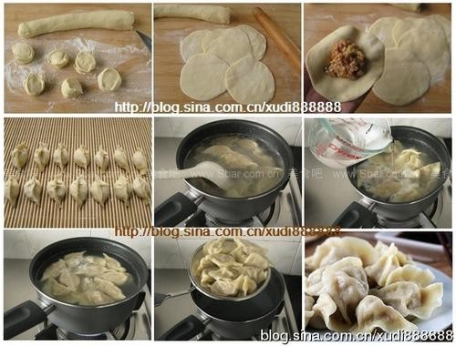 猪肉酸菜饺子的做法【图解】_猪肉酸菜饺子的家常做法