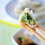 鱼肉韭菜水饺(早餐菜谱)