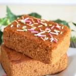 红枣糕(烘培菜谱)