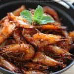 一桶奇味虾(餐厅招牌快三上海)