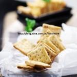 葱油香酥饼干(零食菜谱)