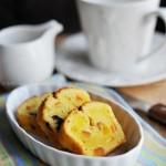 水果风味磅蛋糕(早餐菜谱)