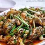 酱烧黄颡鱼(荤菜菜谱)