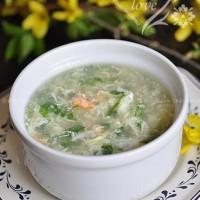 冬瓜蓉荠菜汤