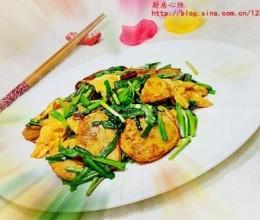 春韭炒土豆