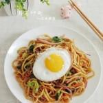 蔬菜炒面(早餐菜谱)