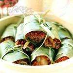 粽香排骨(荤菜菜谱)
