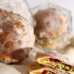 小野菜面包(早餐菜谱)