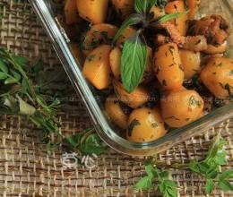 花椒芽小土豆