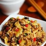 梅干菜炒豆皮(素菜菜谱)