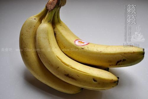 自制香蕉冰淇淋的做法【图解】_自制香蕉冰淇淋的家常