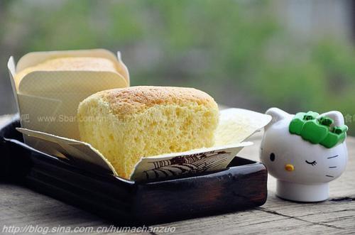 土鸡蛋戚风蛋糕