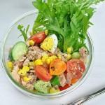 蔬果沙拉(减肥菜谱)