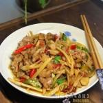 姜鴨絲(最好吃川式下飯菜譜)