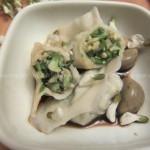 槐花饺子馅的做法(早餐菜谱)