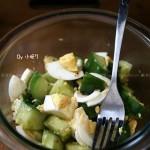 黄瓜鸡蛋减肥法(减肥菜谱-吃6道菜让你一周瘦5斤)