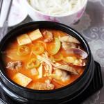 大酱汤(堪称十全营养的夏日家庭汤菜谱)