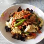 木樨肉(山西传统名菜食谱)