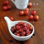 微波櫻桃果脯(微波爐食譜-巧用微波爐自制健康蜜餞)