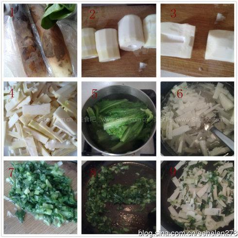 油麦菜春笋