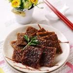 黑胡椒猪肉脯(磨牙小零食食谱)