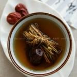 鸡骨草红枣水(自制最简单的凉茶食谱)
