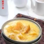 棒茬子红薯粥(早餐食谱)