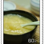 苹果泥(宝宝辅食菜谱-6—8个月)