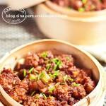 腐乳粉蒸肉(清蒸菜菜谱)