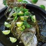 越式香茅烤鱼(烤箱菜谱)