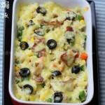 培根焗饭(花样主食菜谱)