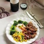 黑椒牛排(葷菜菜譜)