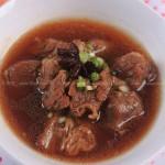 五香鹵牛腩(葷菜菜譜)