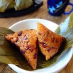 桂花蜜豆蜜枣粽子(端午节菜谱)