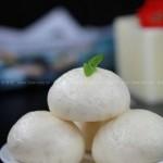 QQ的奶香馒头(早餐菜谱)