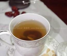 黄芪参枣茶