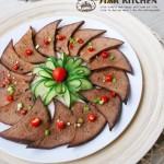 凉拌酱香猪肝(凉菜菜谱)