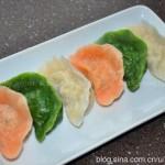 三色鲅鱼水饺(最具胶东特色的水饺菜谱)