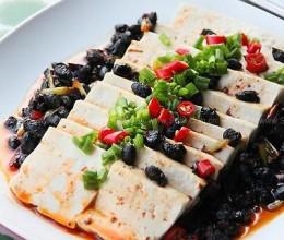 豆豉辣豆腐
