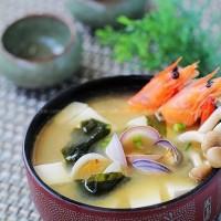 日式味增湯