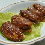 蜜汁蒜香鸡翅(烤箱菜谱)