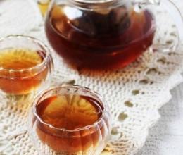 罗汉果草茶