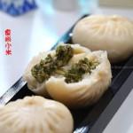 茴香馅大包子(早餐菜谱)