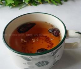 烤焦枣VS炒焦枣VS藜麦焦枣茶